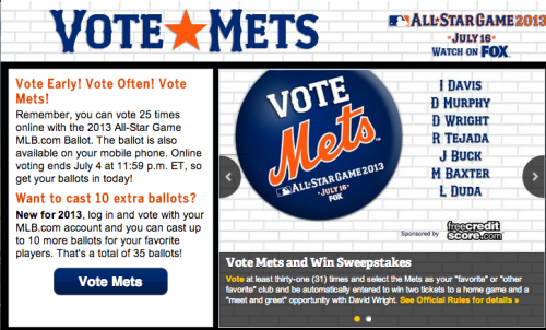 #VoteMets