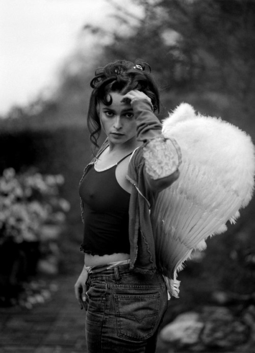 Helena Bonham Carter, 1992photographer unknown
