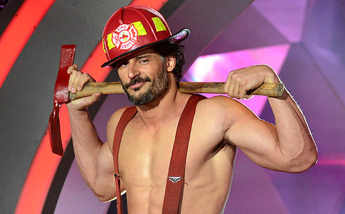 Joe Manganiello tells us all about his five favorite stops on the Magic Mike press tour. More importantly: SHIRTLESS VIDEOS OF JOE MANGANIELLO!