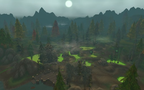 Ruins of Southshore, Hillsbrad Foothills, Eastern Kingdoms, 2012