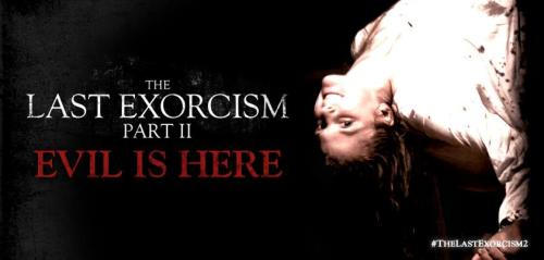 The Last Exorcism Part II, NOW PLAYING!!