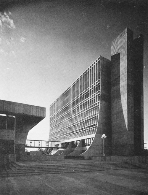 Mailman Center for Child Development, University of Miami, Florida, 1972. Ferendino/Grafton/Spillis/Candela