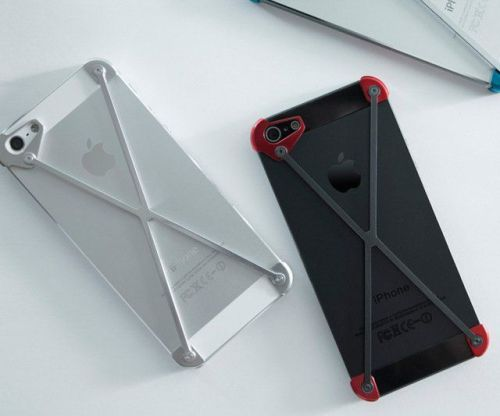 Radius Minimalist iPhone 5 Case  (via Fancy)