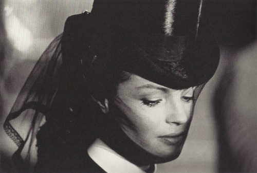 Romy Schneider | Ludwig (1972) / Luchino Visconti | photo : Mario Tursi