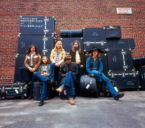 rootsnbluesfestival:  The Allman Brothers Band