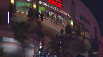 14 hostages freed from California mall; one assaulted, one stabbed, police say (Photo via NBCLosAngeles.com) One person was sexually assaulted and another was stabbed in the neck during a hostage situation at a Southern California shopping center that ended early Friday after Los Angeles Police Department SWAT members entered a Nordstrom Rack and escorted at least 14 people from the building. Read the complete story.