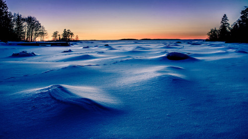 The ice desert by Jens Söderblom on Flickr.