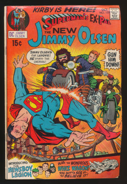 Jimmy Olsen #133(Oct. 1970)