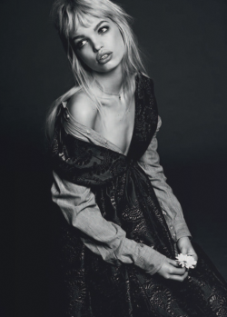 "vogueweekend:  ""Rabbit Heart"", Daphne Groeneveld photographed by Lachlan Bailey in Twin #8"