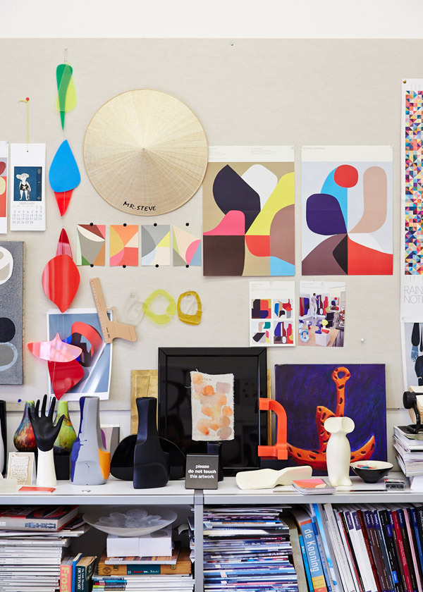 Interview with Louise Olsen & Stephen Ormandy on The Design Files.