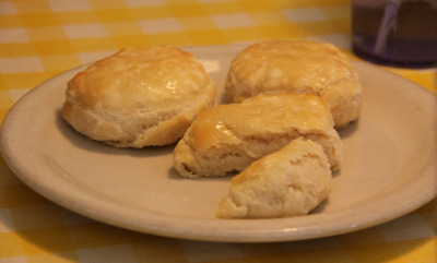 Biscuits at Dish in Charlotte, NC by ChrisGoldNY on Flickr.