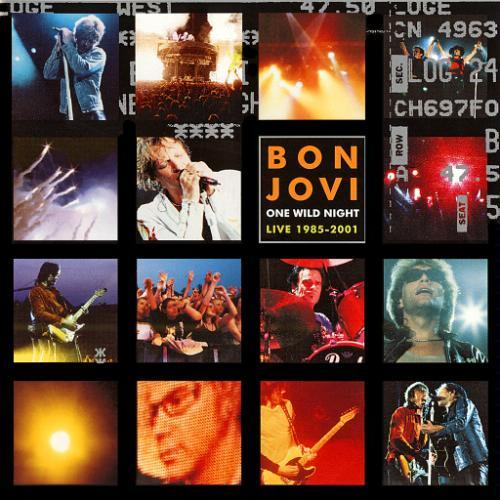 One Wild Night Live 1985-2001 - Bon Jovi