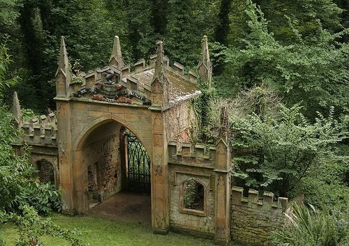 Medieval Entry, Derbyshire, England photo via besttravelphotos