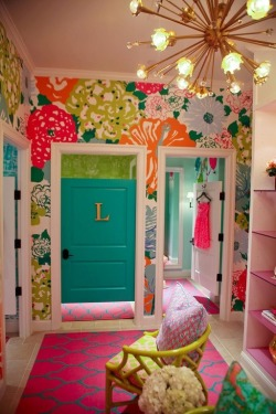 carinadigianfilippo:  Lilly Dressing Room