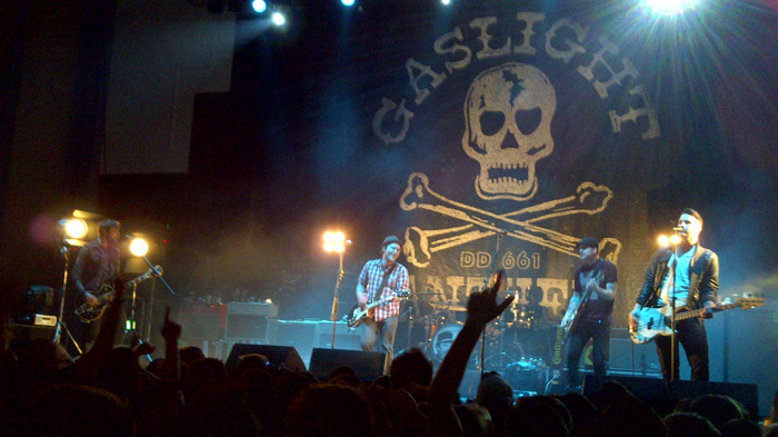 The Gaslight Anthem, Troxy, London