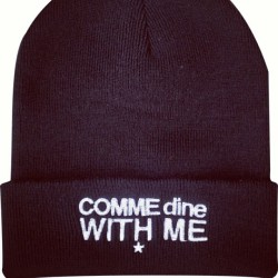Just bought this for lolz #commedinewithme #fuckcommedesfuckdown