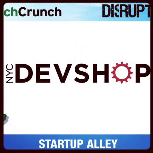 Congrats to the team of  #nycdevshop for their presence in the startup alley of #tcdisrupt   #NYTechDay