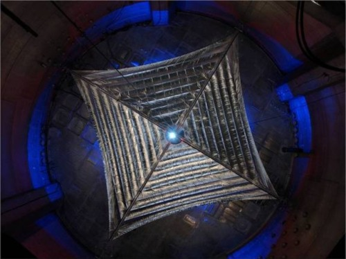 thisistheverge:  'Sunjammer,' the largest solar sail to date, will set out for space in 2014 In the vacuum of space, solar sails substitute radiation from the Sun for the wind used by earthbound sails. In 2014, NASA will launch Sunjammer, the largest solar sail yet: each side measures 124 feet, made of material just 5 microns thick. While Sunjammer has been in the works for some time — and far smaller solar sails have gone up in years past — Space.com recently profiled the project, which ultimately could let ships move through space without needing expendable fuel.
