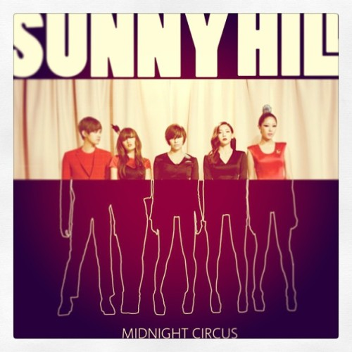 This is my shit right here #deadserious #midnightcircus #sunnyhill #ThankGodforkpop