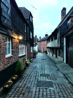 All Saints Lane, Canterbury, UK
