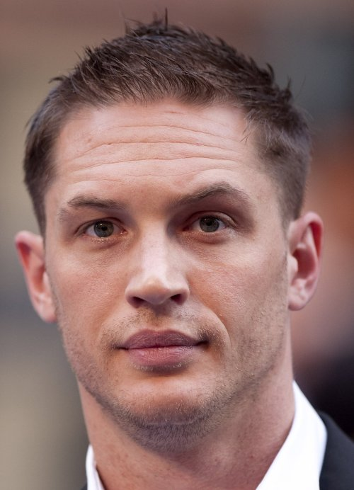 Tom Hardy's beautiful face in HQ. :D