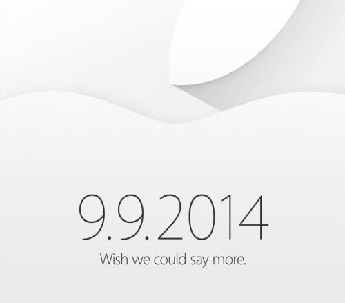 "abcnews:  NEW: Apple has sent this invitation to media for ""a special event"" on Sept. 9…"