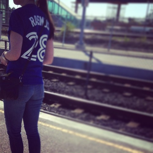 Jays game. #toronto #bluejays http://bit.ly/126I71U