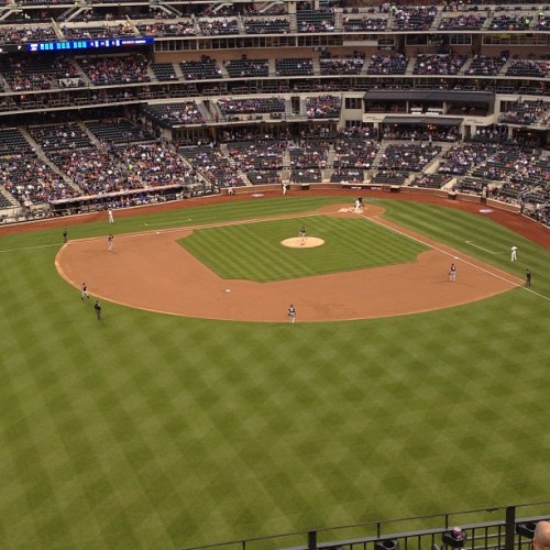 Mets take on the White Sox (at Citi Field)