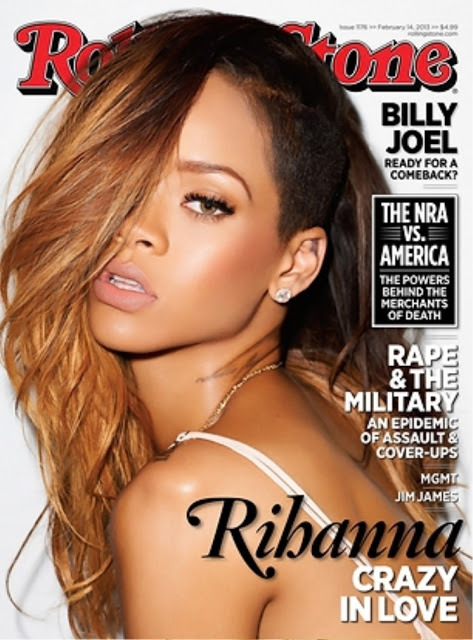 glam-val:  Rihanna by Terry Richardson for Rolling Stone, February 2013  i can't help but think that there was no one more apt to shoot her than terry richardson. that is not a compliment.