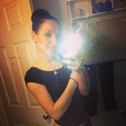 my #SockBun is on #point. #perfect #sohype #iloveit #instabuns #bunhead #milf #momma #mgk #laceup #ltfuorstfu
