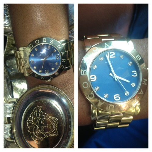 My Marc by Marc Jacobs watch