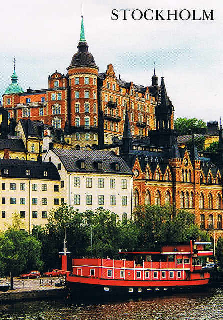 flipsideofamemory:  stockholm by Thereshedances on Flickr.