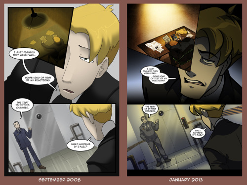 tryinghuman:  Redid page 67! http://tryinghuman.com/?id=70