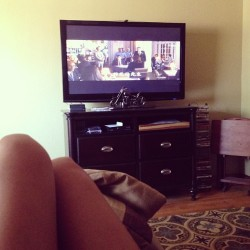 #Movies while I wait for my man to come home☺ #identitythief #comfy #homesweethome