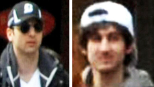 Watertown shooting linked to Boston bombing, 1 suspect dead - police http://rt.com/usa/boston-bombing-suspect-custody-101/
