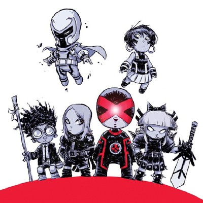 modernagecomics:  skottie young