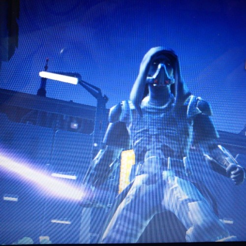 #Darth Darnage, my #character on @SWTOR. #swtor #starwars #MMO (I still can't get good screenshots!)