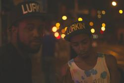 blackfashion:  KING ABs x Von Brown NEW LURK CITY