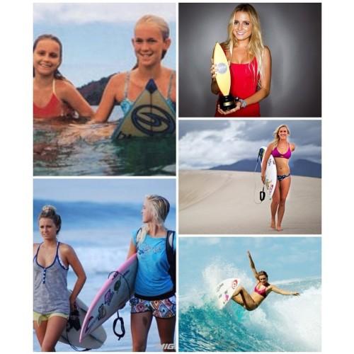 My Idols Alana & Bethany. Inspiring, beautiful and super talented! #surfing #girls #alanablanchard #bethanyhamilton #bestfriends #vanssurf #ripcurl #boards #surf #idols #lifegoals @bethanyhamilton @alanarblanchard