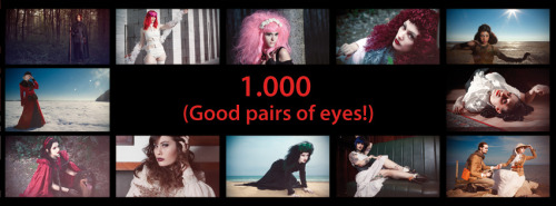 And this is my new FB page's COVER to celebrate my first 1.000 followers on THE.ORY PhotoArt :D  Thanks are mandatory to all the models that had work with me in this years :* Love you guys!