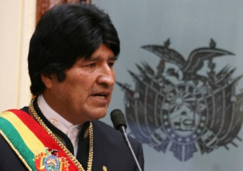 Bolivian president set to analyze legislative and management laws for 2013