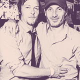 The bromance of Andrew Lincoln and Norman Reedus