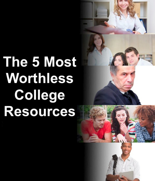"The 5 Most Worthless College Resources [Click for full post] ""As we go on, we remember, all these people, we'll hate forever."""