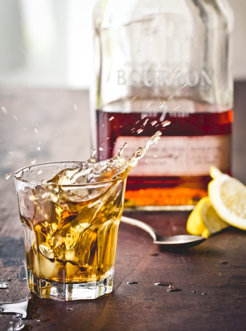 whiskey sour: recipe here
