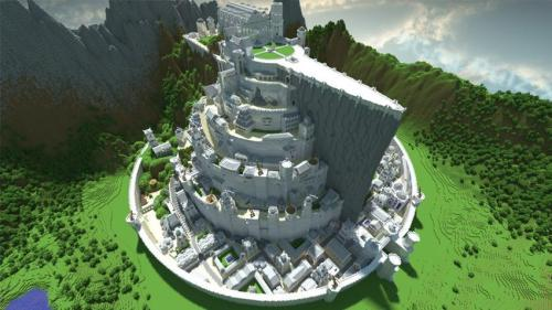 '25 'Minecraft' Creations That Will Blow Your Mind.'  (Thanks to @ubuntourist for pointing this out.)