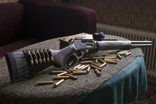 Marlin 1895 SBL by Hoplophobia treatmentcenter on Flickr.