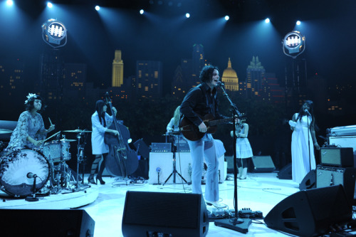 nprmusic:   Watch Jack White's blistering performance at Austin City Limits in full.