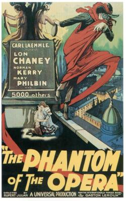 The Phantom of the Opera (1925) I thought this was a really good and impressive silent film. Some of the sets and production design were amazing. Lon Chaney is great, of course, especially with that make-up. However, the other performances were melodramatic in that typical silent film way. And the story itself felt a little thin, particularly towards the end. Regardless, it's totally worth a watch.