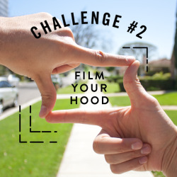 "[Updated: Challenge #2] Let's Make a Neighborday Documentary Together- GOOD HQ wrote in Neighboring, Community and Film Hey GOOD Community, We want your help documenting the awesomeness that is Neighborday. We'll be issuing four video challenges leading up to the big event, in an effort to chronicle all the cool ways you're gearing up for April 27th. Then, once we've collected all the footage, we'll use it for a documentary we're releasing in May about Neighbordays across the globe that you can share with your friends and neighbors. Unleash your inner Wes Anderson while filming the look and sound of your neighborhood. Go out into your street, find some cool shots, and just let the camera run for 5 or 10 seconds on each. You can keep the camera fixed, or you can pan around; now's your chance to show off that artistic side of yours.  Capture a street sign, a row of houses, or even a hallway if you live in an apartment building — it's up to you! When you're done, remember to Go HERE to submit your video! This one's easy, folks.  All you need to do is introduce yourself on-camera, including your name, what neighborhood and city you live in, and that you're hosting a Neighborday. Something like this: ""Hi, I'm Casey. I live in Echo Park, Los Angeles, and I'm psyched to be hosting a Neighborday this year. Also, I love chocolate."" If your name isn't Casey and you don't live in LA or like chocolate, then feel free to change the script accordingly! THEN WHAT? Go HERE to submit your video!"
