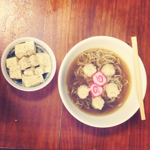 I've been on a noodle fix! 🍲😻